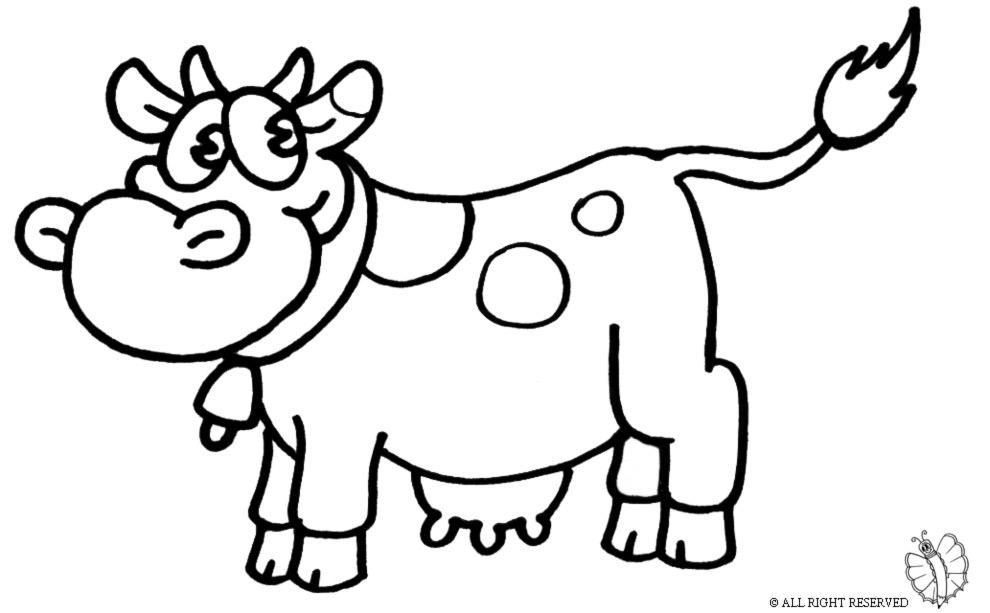 Disegno Fattoria Degli Animali Da Colorare Disegno Tutti Animali