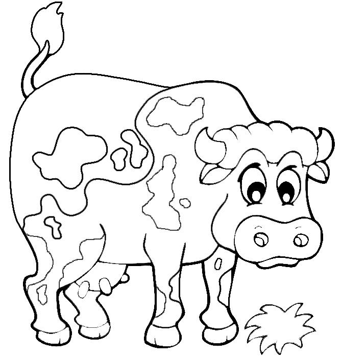Disegni animali della fattoria da colorare disegni animali for Piani di riproduzione della fattoria
