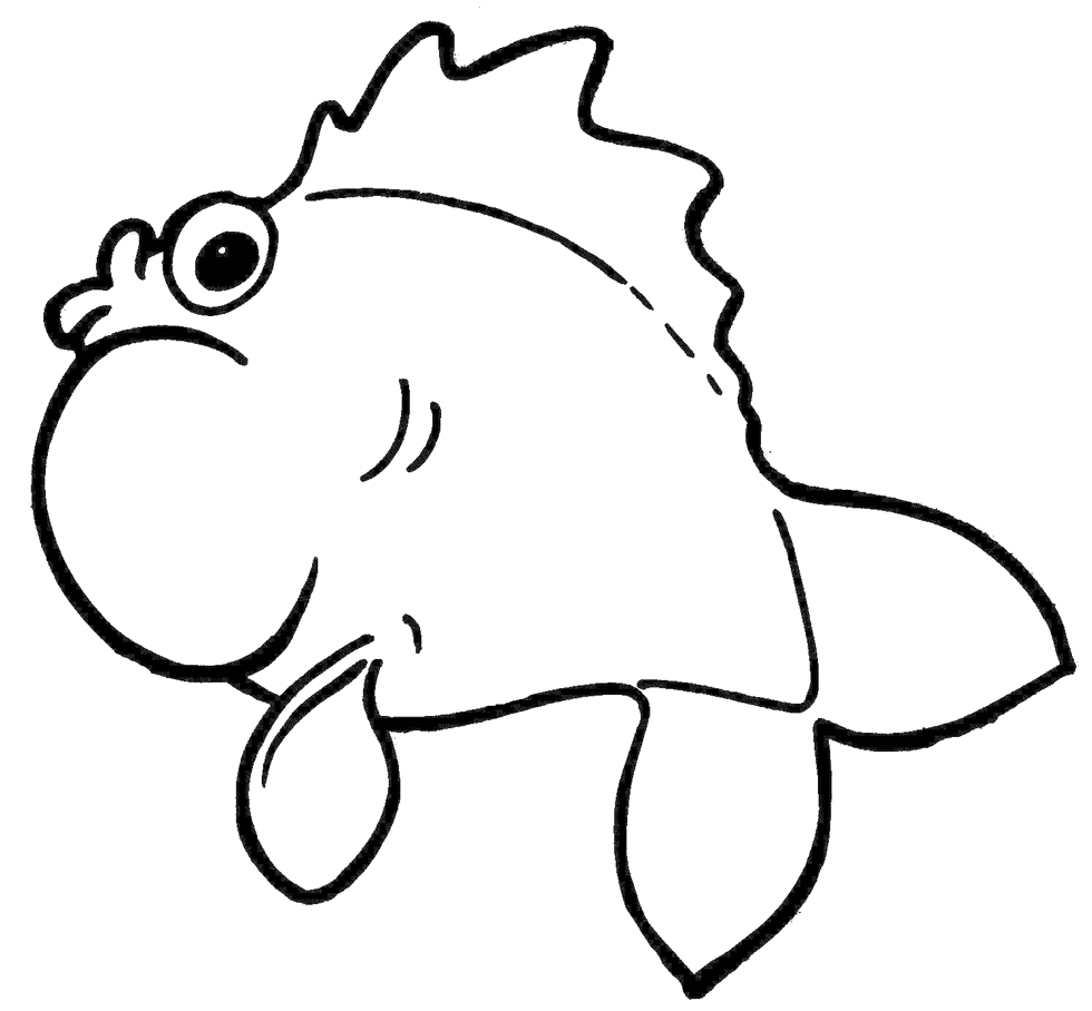 disegno di Il Pesce Palla da colorare