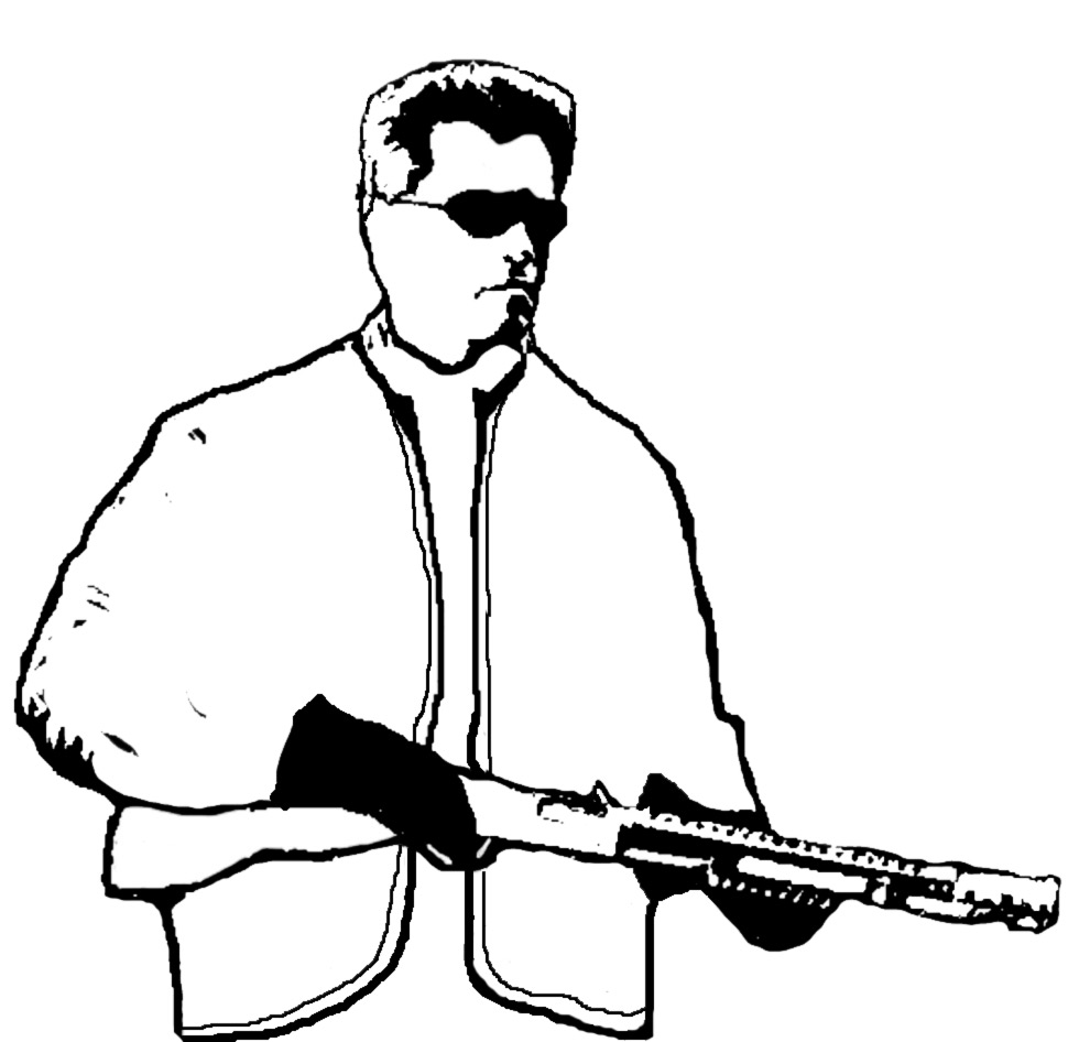 Arnold Schwarzenegger Coloring Pages Coloring Pages