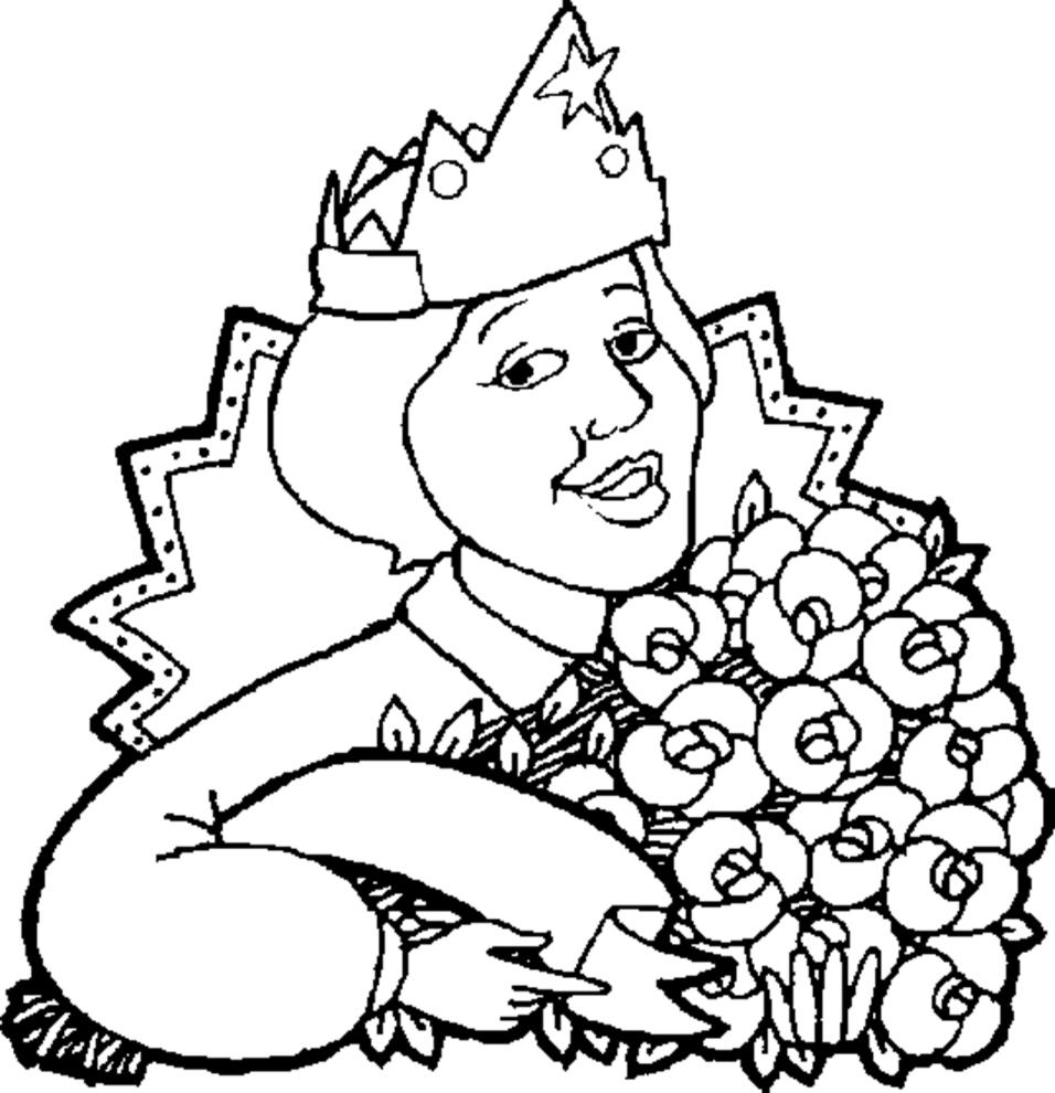 Disegni Per La Festa Della Donna Da Colorare E Stampare