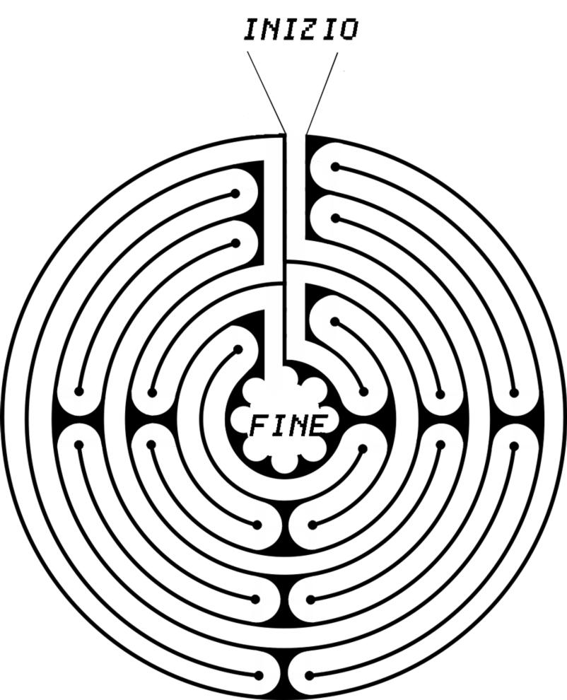 Stampa disegno di labirinto da colorare for Immagini della pimpa da colorare