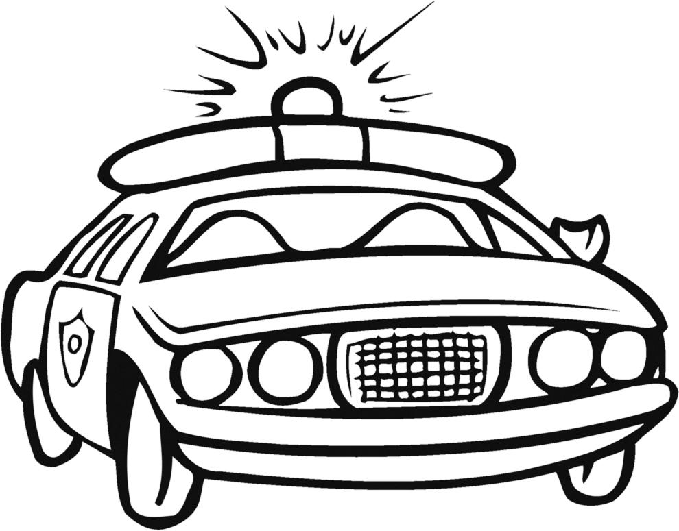 disegni da colorare delle auto