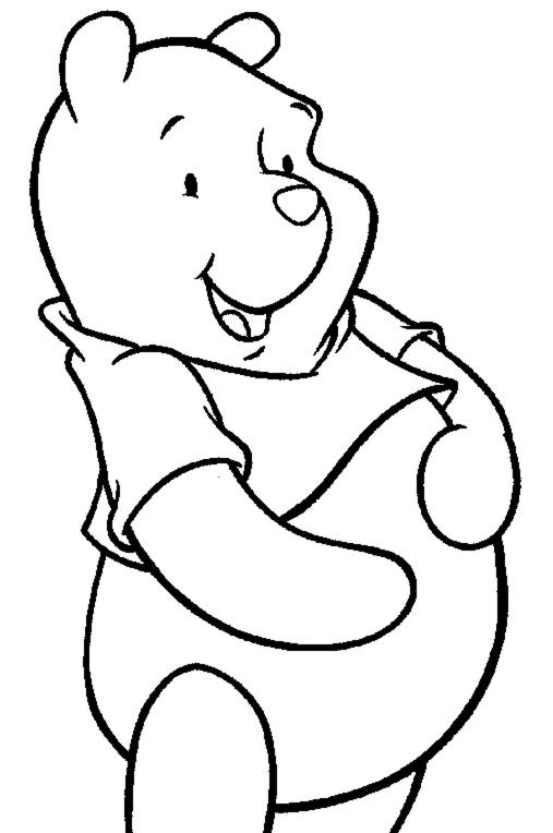 Disegno Di Hiwinnie The Pooh
