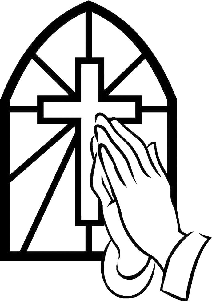 Stampa disegno di preghiera da colorare for Disegni di casa da stampare