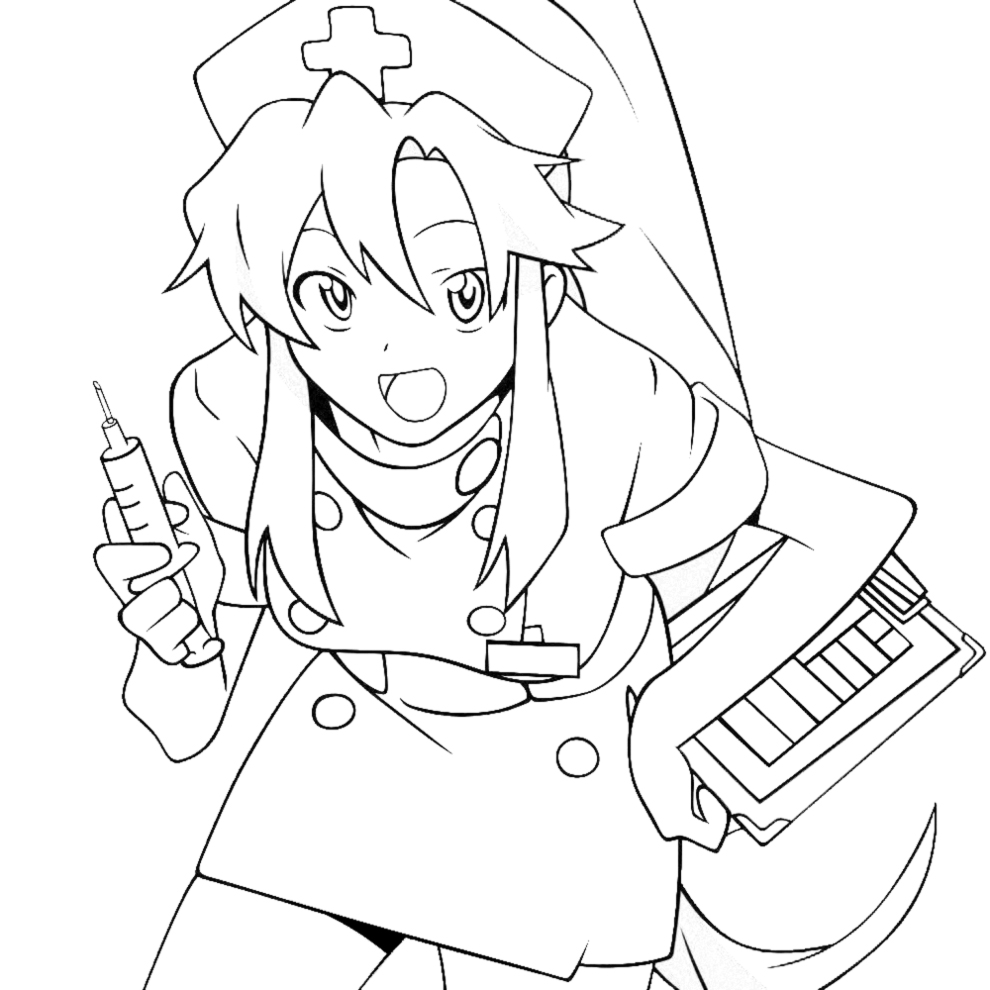 Free coloring pages of yandere for Yandere simulator coloring pages