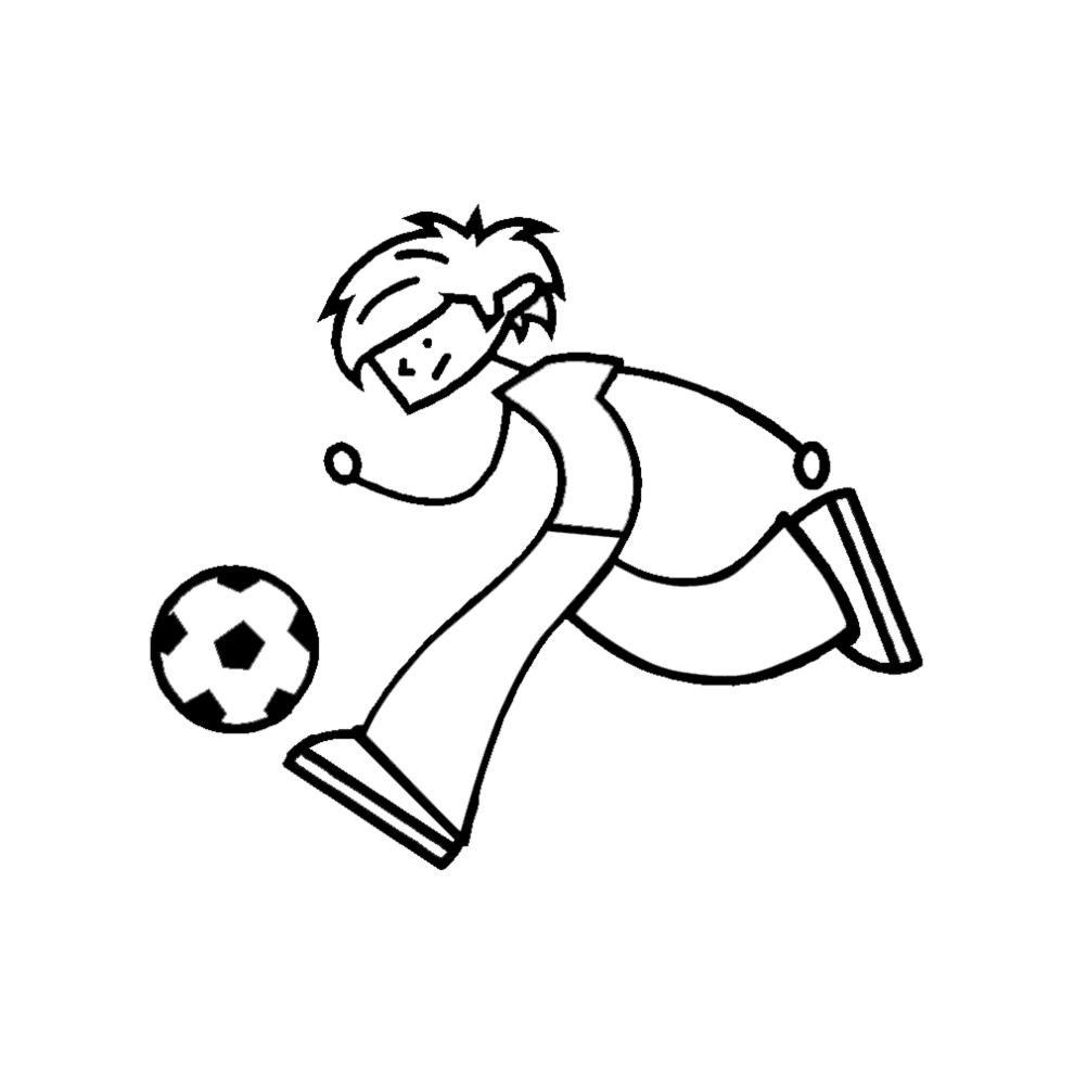 Disegni Da Colorare Calcio Disegno Calcio 39 Categoria Sport Da
